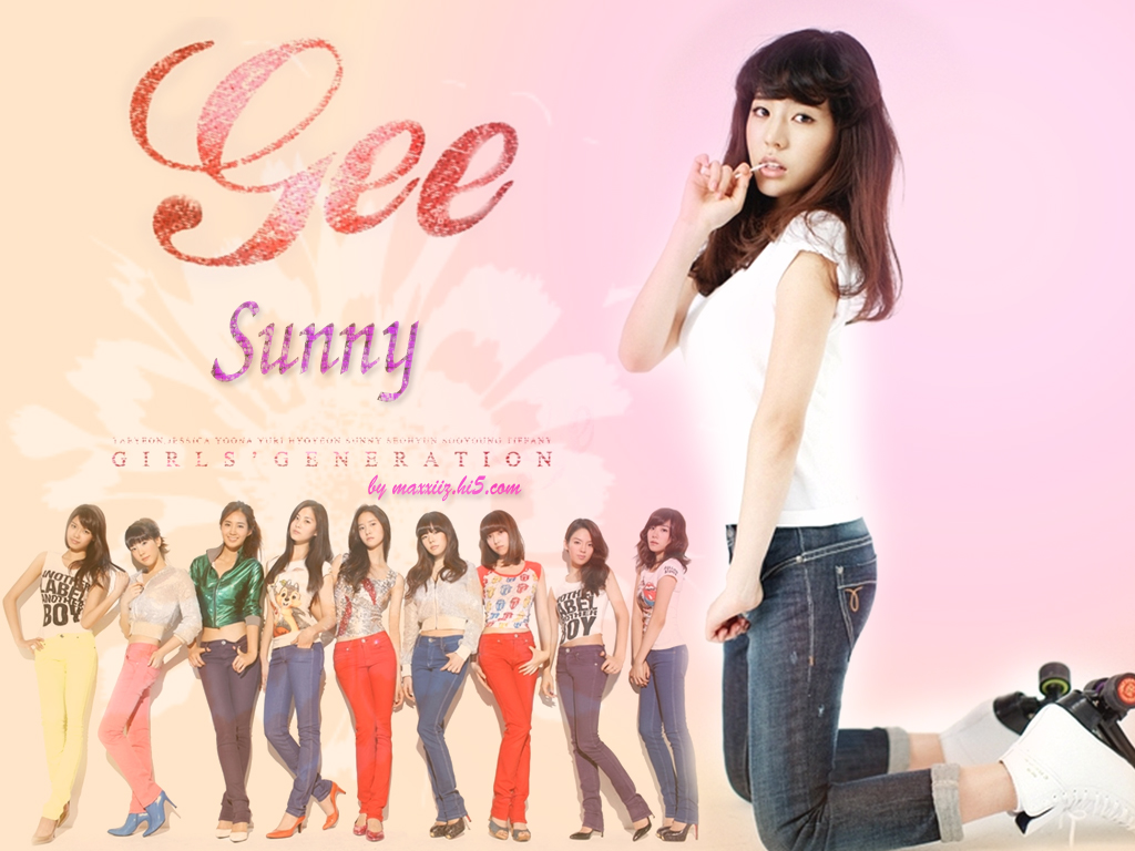 Snsd Gee Wallpaper All About Girls Generation