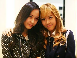 Jessica SNSD feat Krystal F(x) – Tik Tok (Keysha) | All ... F(x) Krystal And Jessica