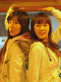 SNSD TaeSunn Couple Picture Lovely