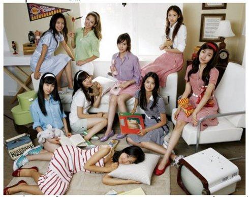 Snsd Menjawab Berbagai Pertanyaan Lucu Dari Anak Anak Kecil All About Girls Generation