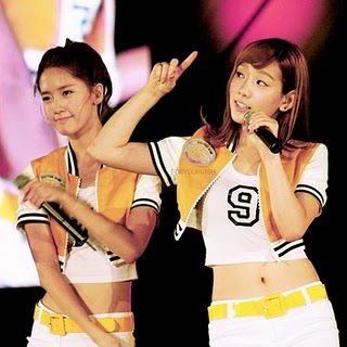 SNSD YoonTae Couple Picture Lovely