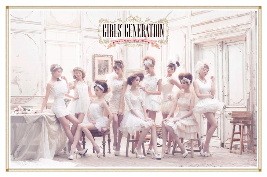 SNSD GIRIS GENERATION 2011 in Japan 1st Tour PHOTO BOOK Free Shipping