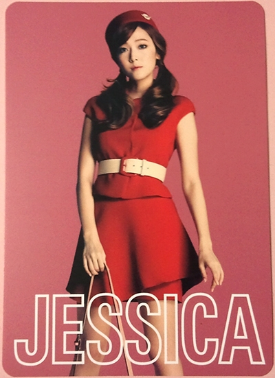 snsd jessica 2nd japan tour photo cards (2)