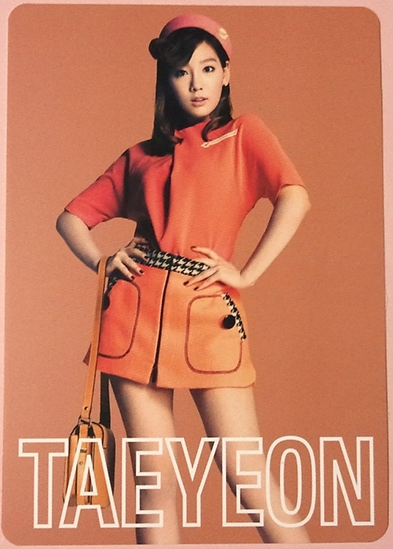 snsd taeyeon 2nd japan tour photo cards (2)